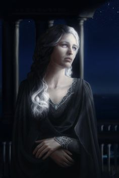 Daenerys was the daughter of King Aegon IV Targaryen and Queen Naerys Targaryen, born on the year 182 after Aegon's Landing. She was the sister of King Daeron II Targaryen. She also had a half-brother, Daemon Blackfyre, born of the affair between her father and Queen Daena Targaryen, the sister-wife of Baelor I Targaryen. She married the Prince of Dorne, Maron of House Martell.