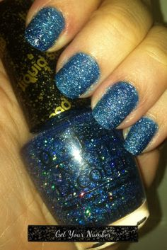 OPI Liquid Sand nail polish in Get Your Number #nails @OPI Products