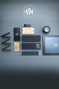 BV Photographie branding by INK studio 01 BV Photographie branding by INK studio