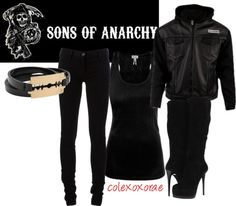 """""""Sons of Anarchy!"""" by colexoxorae on Polyvore"""
