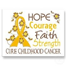 Spread Childhood Cancer Awareness