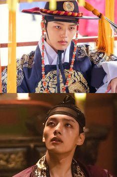 Kesan Pertama Nonton Drama Korea The Crowned Clown Korean Drama Movies, Korean Dramas, Jin Goo, Drama Korea, Korean Celebrities, Kdrama, King, Actors, Humor