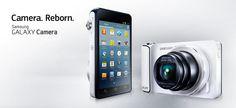 Camera. Reborn. - Samsung GALAXY Camera