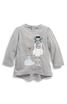 b999f2acafdda6 LITTLE MARC JACOBS  Little Miss Marc  Graphic Tee (Baby Girls) available at