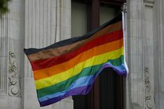 Yes, there's racism in the LGBT community. But there's more outside it.