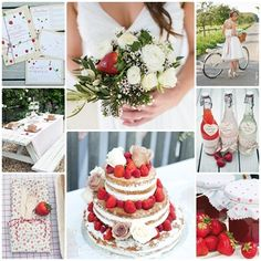 time of strawberries and picnic-The Wedding Party