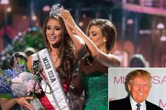 Donald Trump's Miss USA 2015 to air on Reelz after NBC discards the pageant
