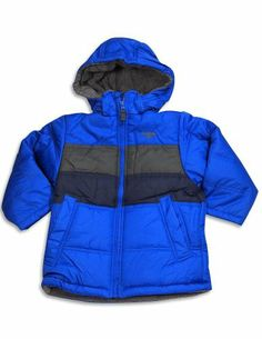 Osh Kosh B'gosh – Boys Hooded Winter Jacket http://www.jacketport.com/1920/osh-kosh-bgosh-boys-hooded-winter-jacket.html/