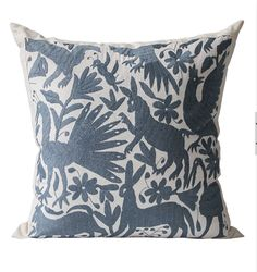mexican otomi pillows from l'aviva home