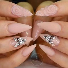 That rose nail is awesome