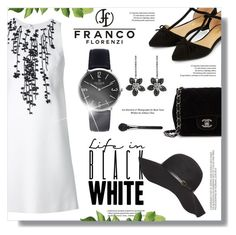 """Franco Florenzi"" by sans-moderation ❤ liked on Polyvore featuring Accessorize, Chanel, MAC Cosmetics, Dorothy Perkins and francoflorenzi"