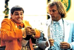'Dumb  Dumber' sequel: Jim Carrey, Jeff Daniels to reprise their roles from 1994 comedy hit    Read more: http://www.nydailynews.com/entertainment/movies/dumb-dumber-sequel-jim-carrey-jeff-daniels-reprise-roles-lloyd-christmas-harry-dunne-article-1.1054892#ixzz1qx0Pic5G
