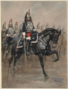 French; Cuirassier Regt. of the Imperial Guard