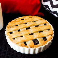 skinnymixer's Cherry Pie - skinnymixers Almond Recipes, Gluten Free Recipes, Blanched Almonds, 2000 Calorie Diet, Frozen Strawberries, Pie Dish, Cherry, Nutrition, Meals