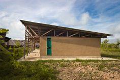 Centro Médico Mae Tao / a.gor.a Architects