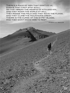 Robert Service poem