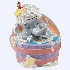 Dumbo Bubbles - Disney Cookie Jar