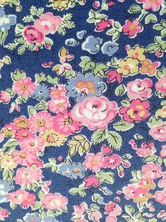 Liberty of London Fabric 1/2 Yard Tana Lawn