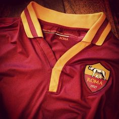 The new AS Roma Home Kits are here. #unicacomete #truecolors #want