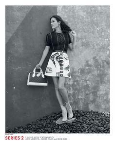 """""""Série 2″ , la nouvelle campagne de Louis Vuitton http://journalduluxe.fr/serie-2-louis-vuitton/"""