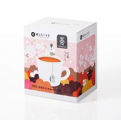 Japanese Packaging, Cool Packaging, Luxury Packaging, Beverage Packaging, Coffee Packaging, Brand Packaging, Tea Design, Tea Box, Design Graphique