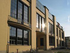 Hauptgebäude - Nordansicht 04 - Weimar Saxon Grand Ducal Art School - Wikipedia