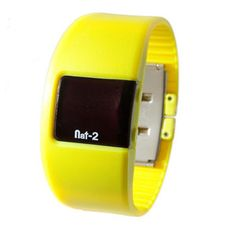Relax Watch Neon Yellow, 55€, now featured on Fab.