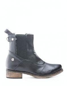Chelsea Boot black [vegan]