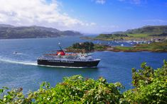 CalMac operate a fleet of over 30 ships. The MV Isle of Mull operates the Oban to Mull route. West Coast Scotland, Scottish Islands, Countryside, Sailing, Journey, The Incredibles, Adventure, Ships, Lighter