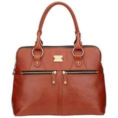 Buy Modalu Pippa Large Grab Handbag Online at johnlewis.com