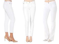 White Jeans: Three Pairs, Three Looks | NorthPark Center