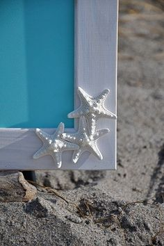 Beach house decor idea
