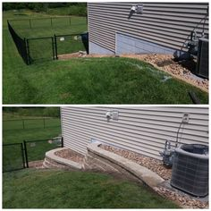 A retaining wall is a perfect DIY project for a variety of skill levels. We have rounded several retaining wall ideas to decorate and build your landscape. Cheap Retaining Wall, Backyard Retaining Walls, Retaining Wall Design, Side Yard Landscaping, Hillside Landscaping, Landscaping Ideas, Patio Ideas, Privacy Landscaping, Farmhouse Landscaping
