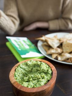 Roasted Broccoli Hummus from Short Stack Editions Vol 7: Broccoli Hummus, by Tyler Kord