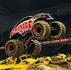 Craniac Monster Truck Cars, Monster Jam, Motocross, 4x4, Modern, Monsters, Pickup Trucks, Dirt Biking, Dirt Bikes