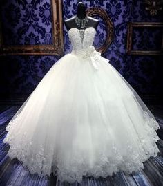 wedding dresses wedding dresses I would feel like a princess