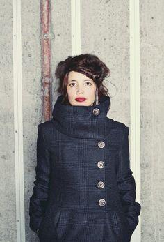 gorgeous 'must have' Hazel coat...