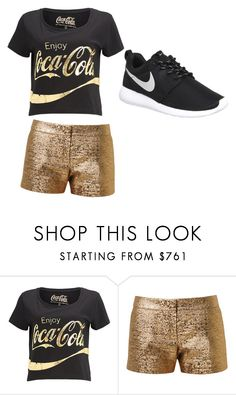 """""""Untitled #9"""" by mburpo ❤ liked on Polyvore featuring Lanvin and NIKE"""