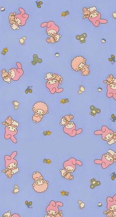Image about background in ✿ ⋮ headers . . by ♡ Hello Kitty Iphone Wallpaper, My Melody Wallpaper, Cute Pastel Wallpaper, Soft Wallpaper, Sanrio Wallpaper, Cute Patterns Wallpaper, Homescreen Wallpaper, Butterfly Wallpaper, Iphone Background Wallpaper