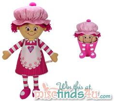 Little Miss Muffin Dolls - Sweet and Fun Scented Play Doll {GIVEAWAY}