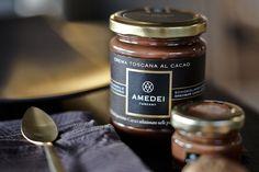 Amedei Cocoa Toscano cream, a delightful break.