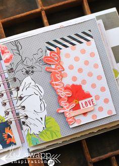 september skies gratitude book « Heidi Swapp