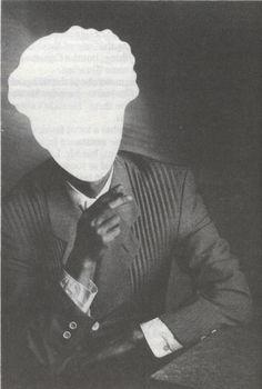 Comme des Garçons, Homme Plus, by Shinji Mori, from their catalog, Sixth Sense, Number 1, 1988. © 1988, Comme des Garçons.