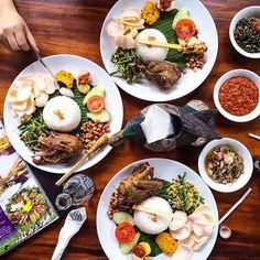 Bebek Bengil..  #travel #culinary #food #balifoodbible #yummy #delicious #holiday #paradise