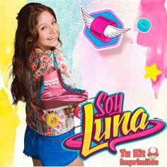 Kit Imprimible Soy Luna Personalizado! Candy Deco Y Más Luna