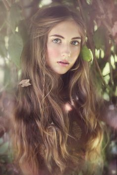 pretty teen girl with brown hair and blue eyes medevil - Google Search