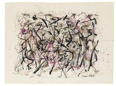 Jackson Pollock, 'Untitled'