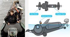 DIY Submarine – How to Build a Submarine - Popular Mechanics