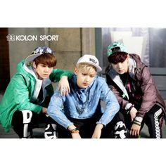 EXO (EXO-K EXO-M) - Neon Stud Bracelet EX100