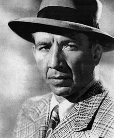 Prolific character actor Mike Mazurki was born today 12-25 in 1907. He appeared in more than 100 films often as rough guys, thugs and gangsters. He also was on TV on series like Bonanza, Gunsmoke, Daniel Boone, I Dream of Jeannie Bachelor Father, and Perry Mason. He passed in 1990, having filled acting roles right up into his last years.